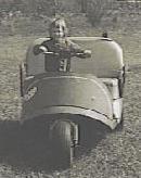 EZGO 3wheel in 1965