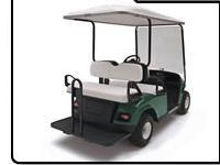 "New or Used TXT with added factory 4-passenger kit, long 80"" top and factory light package"
