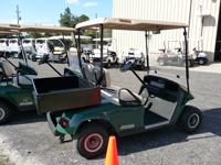 EZGO TXT with added Cargo Box