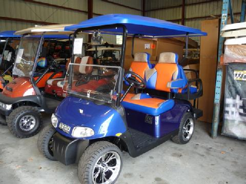 Custom Built Cars - Gulf Atlantic Vehicles on golf cart graphics, golf cart flame paint, golf cart paint colors,