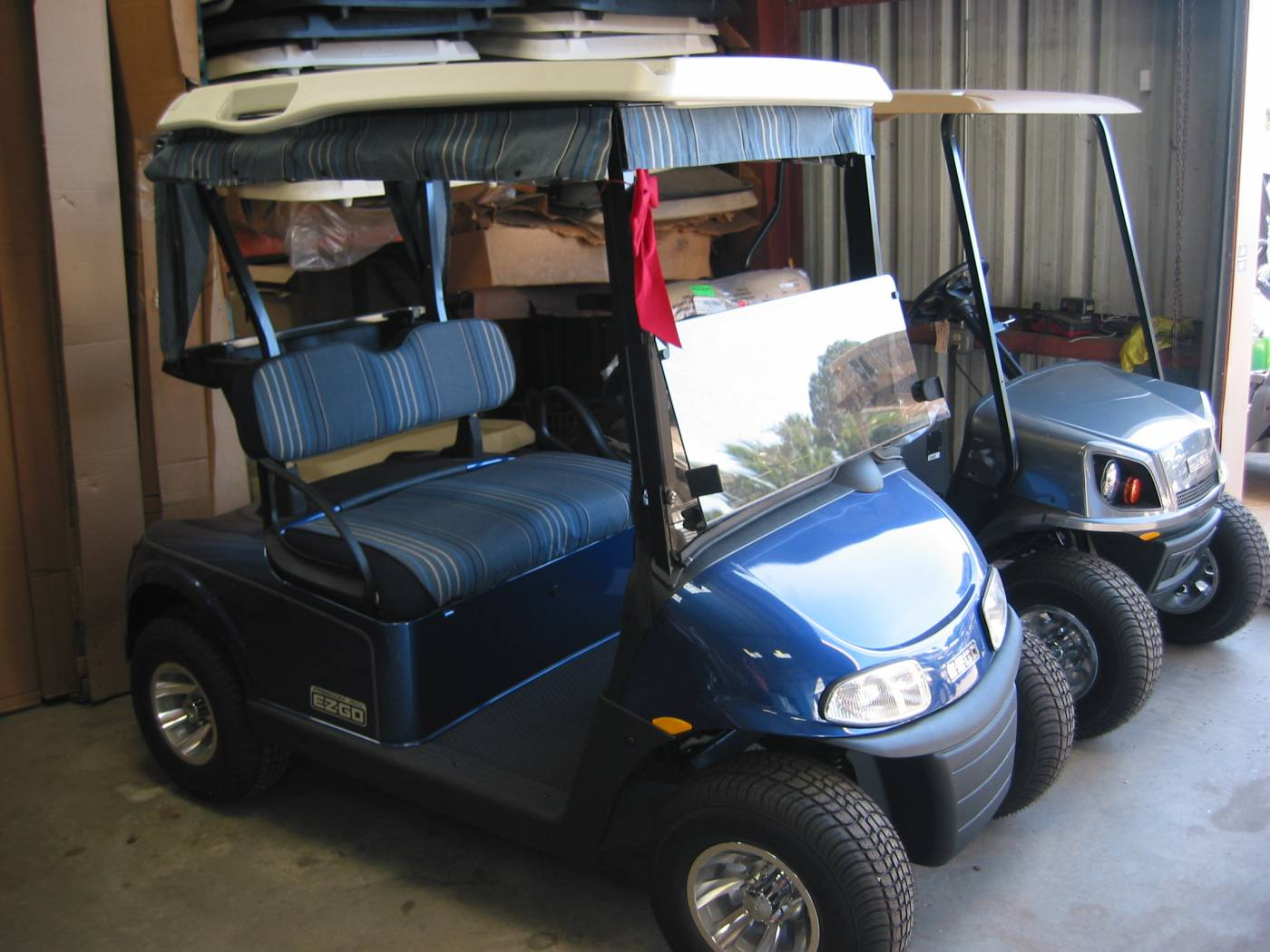 Different Golf Cart Designs You Can Even Have It Wrapped